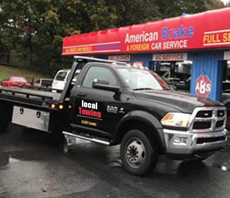 Towing Sandy Springs